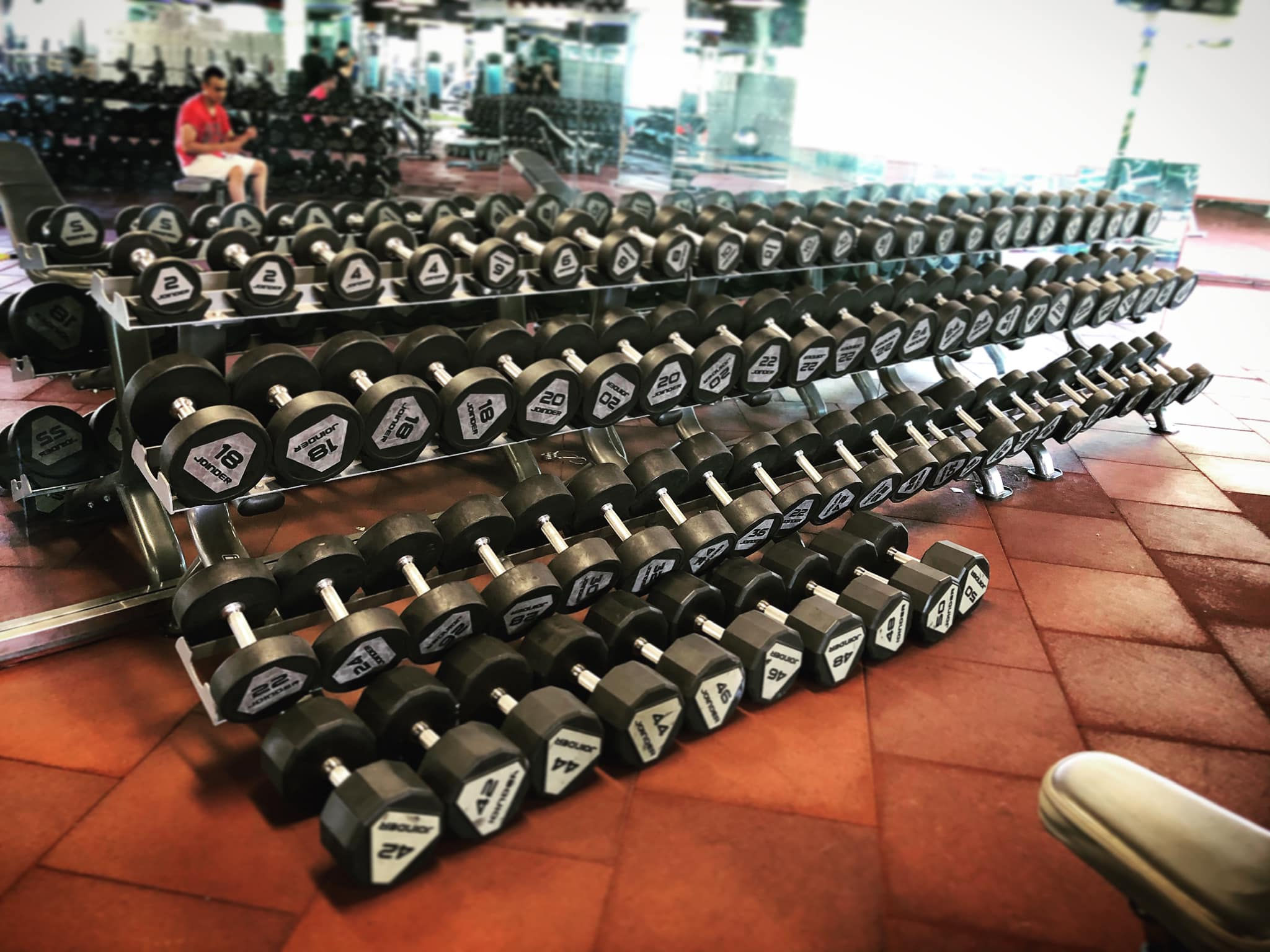 tạ tay tập gym joinder