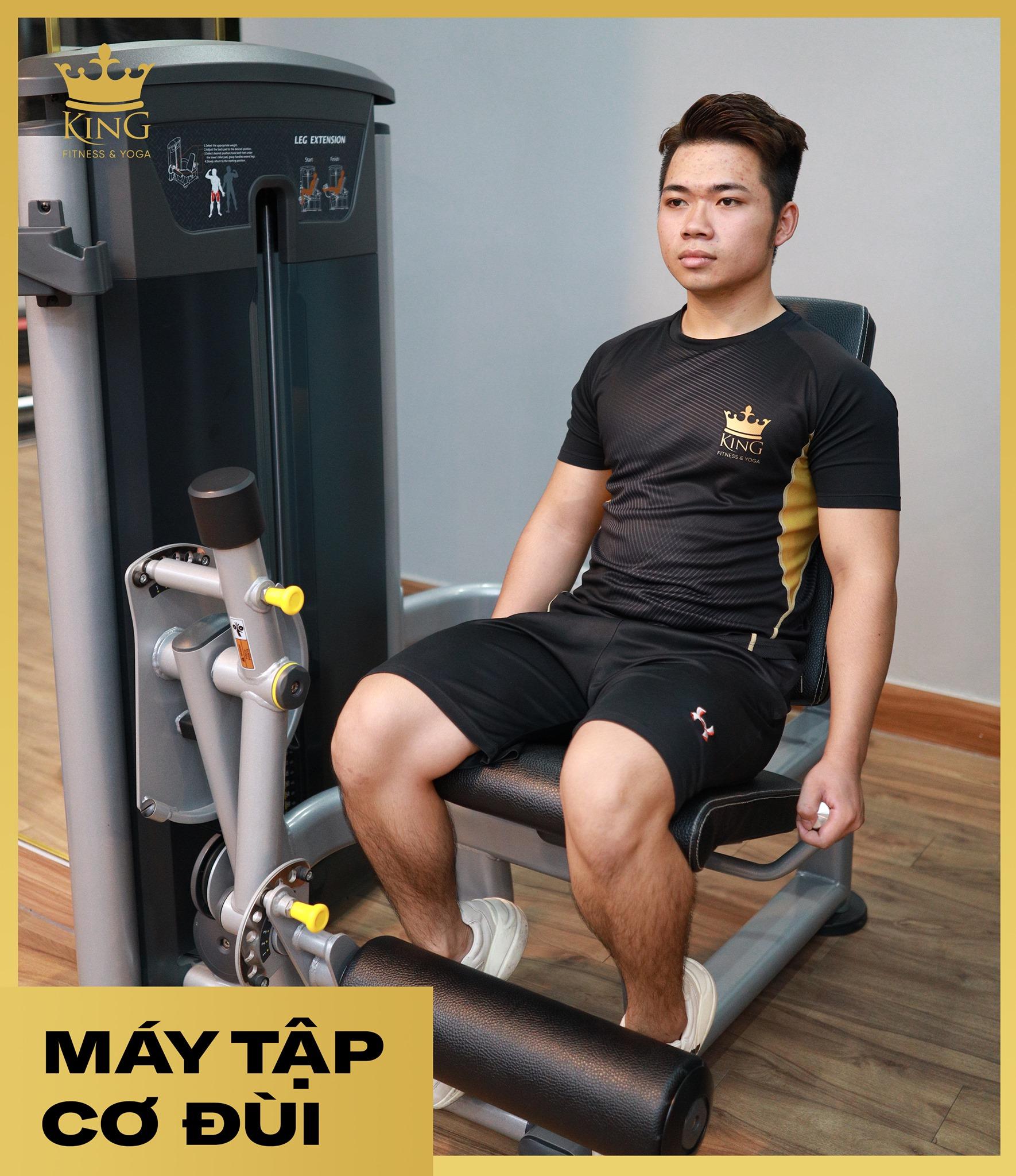 setup phòng tập gym chuyên nghiệp tại móng cái quảng ninh